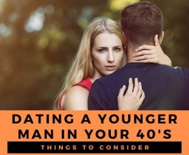 Are You Dating a younger man in your 40s?