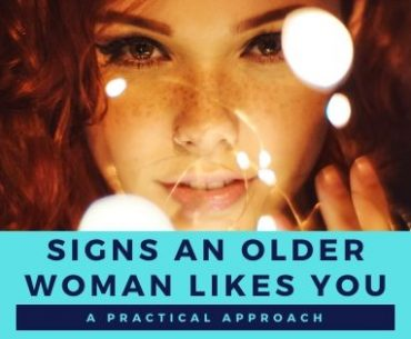 Top Signs an older woman likes you