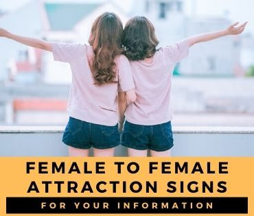 Female to Female Attraction Signs