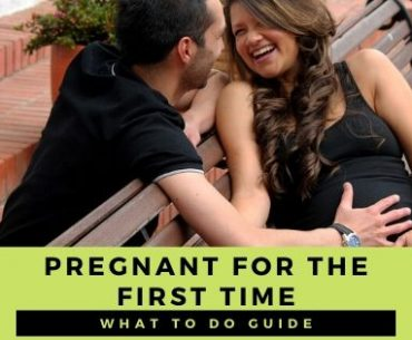 What to do when pregnant for the first time