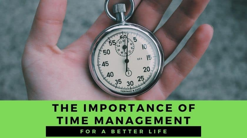 The Importance of Time Management For Students And Adults