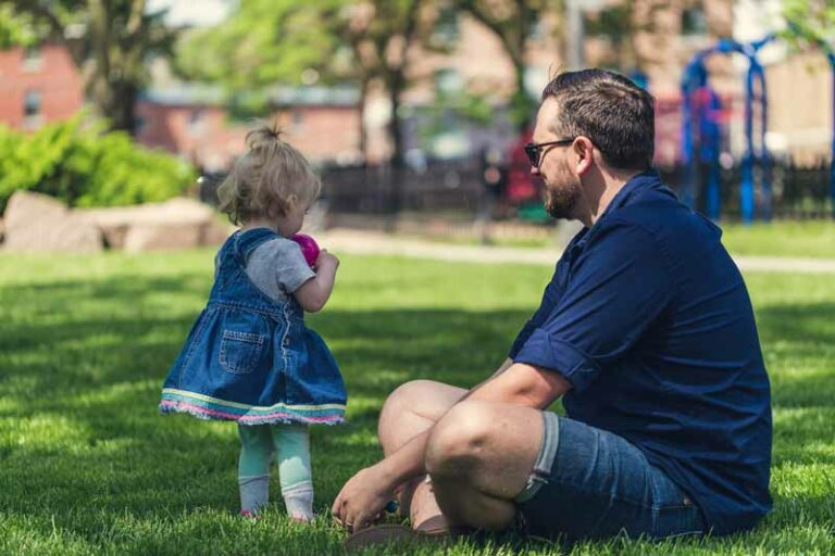 Can a Father take a Child away from the Mother?
