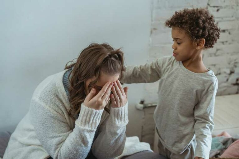 How does poor parenting affect a child?